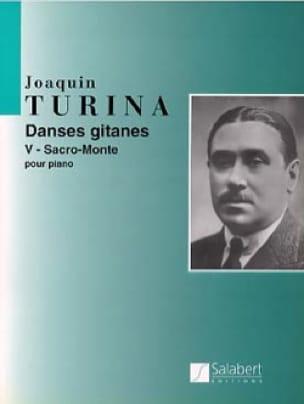 Sacro-Monte Opus 55-5 - TURINA - Partition - Piano - laflutedepan.com
