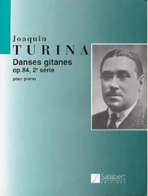 Danses Gitanes, Opus 84, 2ème Série - TURINA - laflutedepan.com