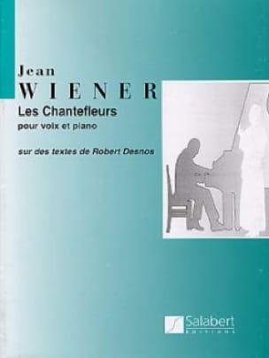 Jean Wiener - The Chantefleurs - Partition - di-arezzo.co.uk
