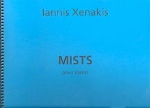 Iannis Xenakis - Mists - Partition - di-arezzo.com
