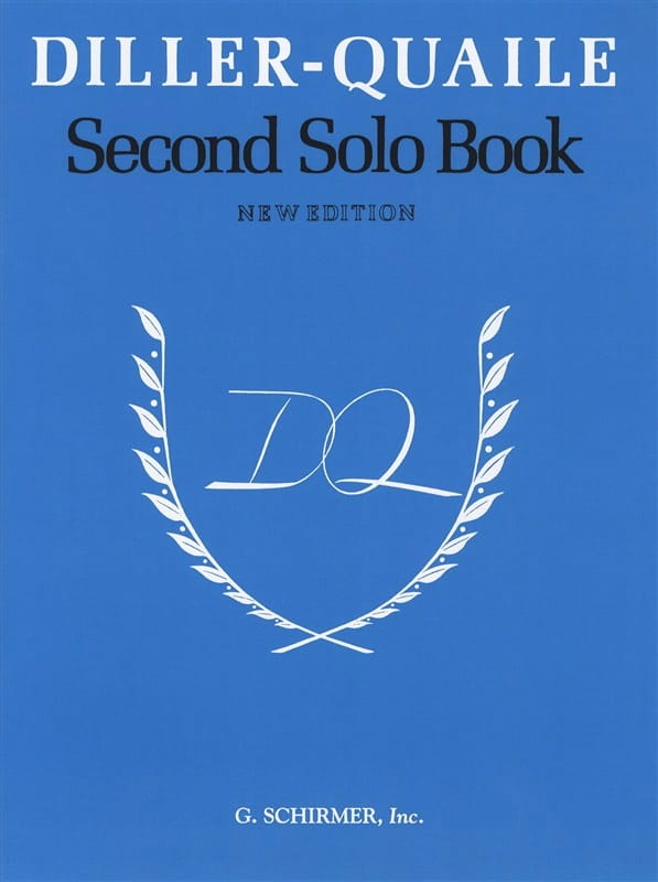 Diller-Quaile - Second Solo Book Piano - Partition - di-arezzo.co.uk