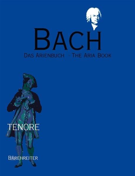 BACH - Das Arienbuch Tenor - Partition - di-arezzo.co.uk