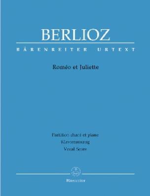 BERLIOZ - Romeo and Juliet Opus 17 - Partition - di-arezzo.co.uk