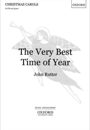 The Very Best Time of the Year - RUTTER - Partition - laflutedepan.com