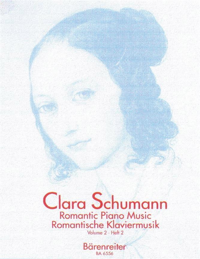 Clara Schumann - Romantische Klaviermusik. Band 2 - Partition - di-arezzo.fr