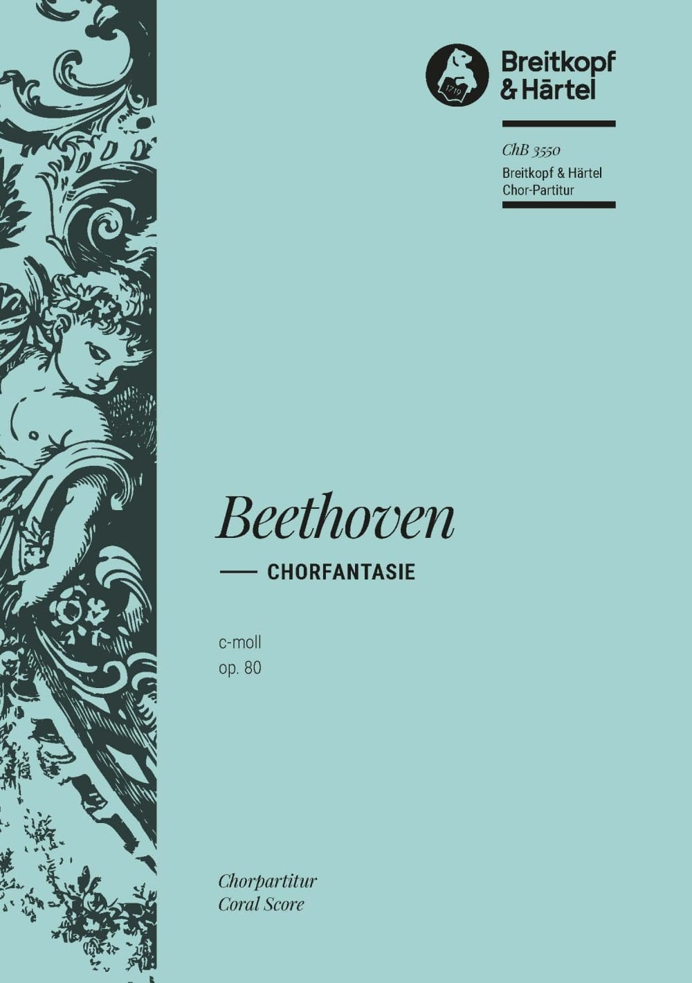 BEETHOVEN - Chorfantasie C-Moll Opus80。合唱団単独 - Partition - di-arezzo.jp
