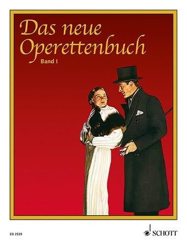 Das neue Operettenbuch, Bd 1 - Partition - laflutedepan.com