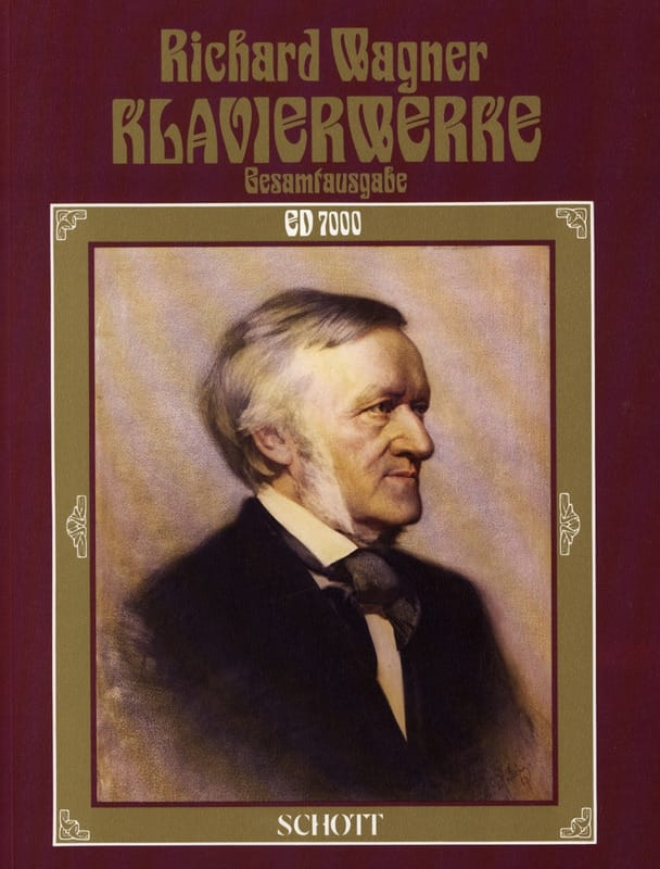 Richard Wagner - Klavierwerke. 2 and 4 Hands - Partition - di-arezzo.co.uk
