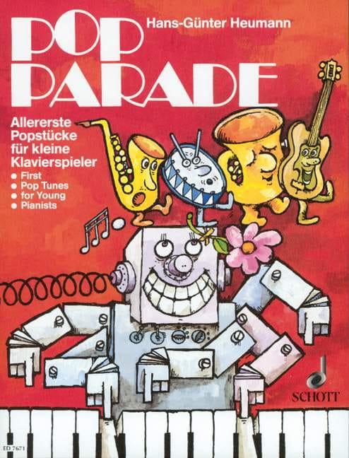 Hans-Günter Heumann - Pop Parade - Partition - di-arezzo.co.uk