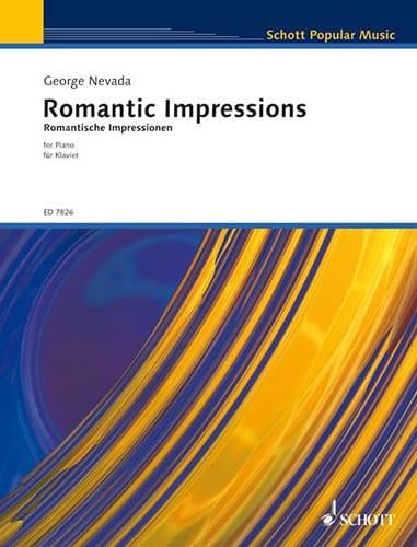 Romantische Impressionen - George Nevada - laflutedepan.com