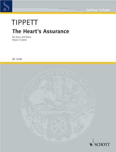 The Heart's Assurance - Michael Tippett - Partition - laflutedepan.com