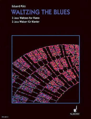 Waltzing the Blues - Eduard Pütz - Partition - laflutedepan.com