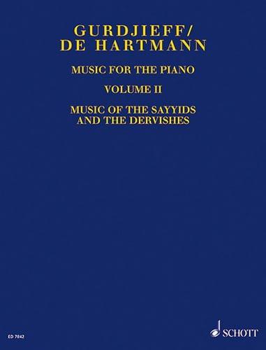 GURDJIEFF / HARTMANN - Music For Piano. Volume 2 - Partition - di-arezzo.co.uk