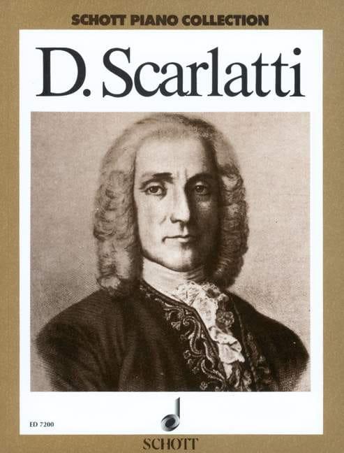 Ausgewählte Werke - SCARLATTI - Partition - laflutedepan.com