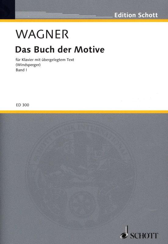 Richard Wagner - Das Buch der Motive, Bd 1 - Partition - di-arezzo.co.uk