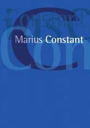 L'ange Bleu - Marius Constant - Partition - Opéras - laflutedepan.com