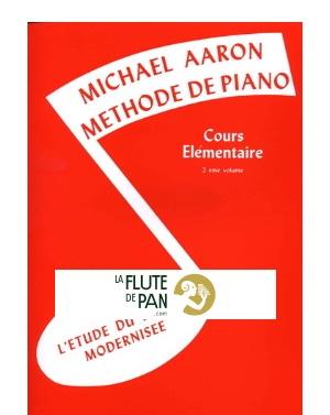 michael aaron cours de piano pour adultes pdf