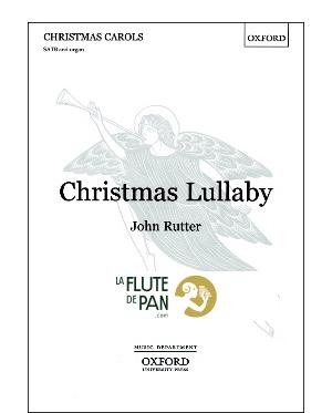 Christmas Lullaby. SATB - John Rutter ...
