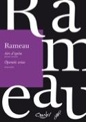 Airs d'opéra. Basse taille Jean-Philippe Rameau laflutedepan.com