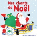 Mes chants de Noël Collectif Livre laflutedepan.com