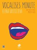 Vocalises minute - Voix Mezzo ou Alto et piano laflutedepan.com