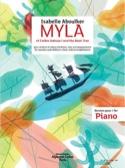 Myla et l'arbre-bateau Isabelle Aboulker Partition laflutedepan.com