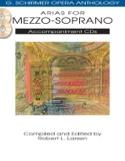 Opera Anthology: Arias pour Mezzo. Accompagnement 2 CDs - laflutedepan.com