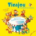 Ticajou et sa famille de musiciens Christelle Saquet laflutedepan.com