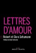 Lettres d'amour et Clara Schumann Robert Livre laflutedepan.com