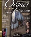 Orgues Nouvelles n°37 Livre Revues - laflutedepan.com