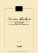 Airs pour voix et luth du 4e Livre d'Airs de Cour avec la tablature 1633 laflutedepan.com