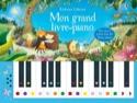 Mon grand livre-piano Livre Chansons et comptines - laflutedepan.com