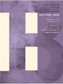 The Chester Vocal Anthology. Baryton - Basse - laflutedepan.com