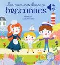 Mes Premières Chansons Bretonnes Livre laflutedepan.com
