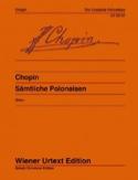 Polonaises - Frédéric Chopin - Partition - Piano - laflutedepan.com