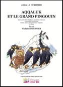 Aqqaluk et le grand pingouin Hérissier Julien Le laflutedepan.com