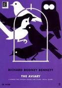 The Aviary - Richard Rodney Bennett - Partition - laflutedepan.com