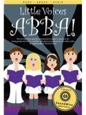 Little Voices ABBA - Compositeurs Divers - laflutedepan.com