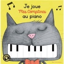 Je joue mes comptines au piano Livre laflutedepan.com