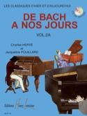 de Bach à nos Jours - Volume 2A DE BACH A NOS JOURS laflutedepan.com