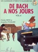 de Bach à nos Jours - Volume 4A - laflutedepan.com