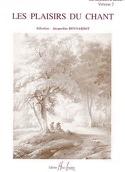 Les Plaisirs Du Chant Volume 2 Voix Moyenne / Haute laflutedepan.com