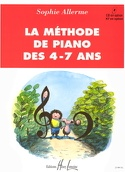 Méthode de Piano 4-7 Ans Partition Piano - laflutedepan.com