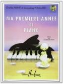 Ma 1ère Année de Piano HERVÉ - POUILLARD Partition laflutedepan.com
