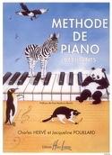 Méthode de Piano Débutants - HERVE POUILLARD laflutedepan.com