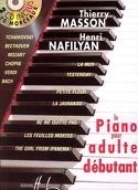 Le Piano pour Adulte Débutant MASSON - NAFILYAN laflutedepan.be