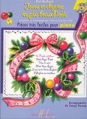 Jouez et Chantez les Plus Beaux Noëls Sonya Veczan laflutedepan.com
