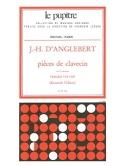 Pièces de Clavecin Volume 1 Jean-Henry d' Anglebert laflutedepan.com