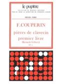 Pièces de Clavecin. Livre 1 - laflutedepan.com