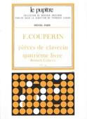 Pièces de Clavecin. Livre 4 laflutedepan.com